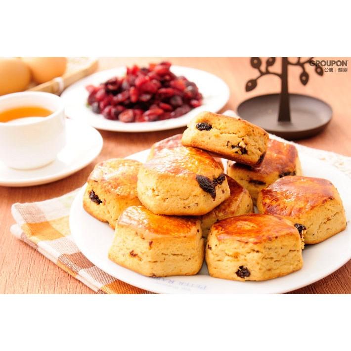 「英式Scone-蘭姆釀葡萄」外酥內鬆軟350±35g NT.280元(最低訂購量3包)