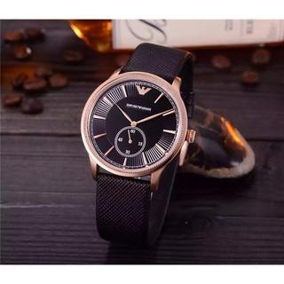 【擁樂_Viown ★ 】Armani Emporio Classic 爵士時尚小秒針腕錶 (AR1799) 高雄市