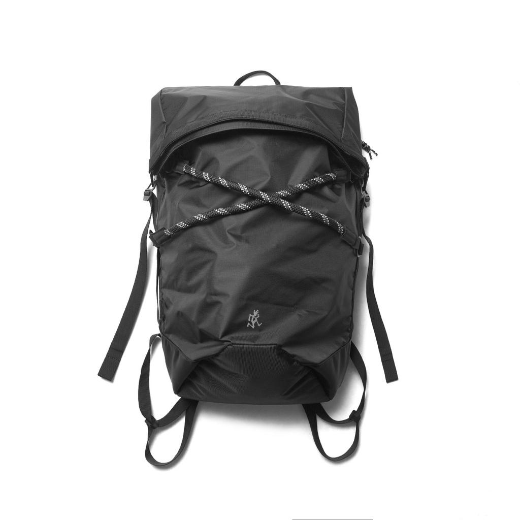 【ionism官網直營】GRAMICCI Climbing Back Pack/黑 背包 後背包 旅行包