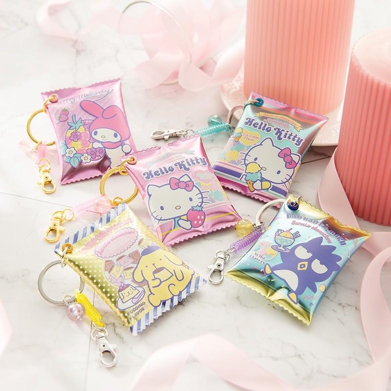 「現貨」「免運內文」三麗鷗 Kitty 糖果 軟糖 造型 悠遊卡 一卡通 共5款/巧克比/拉拉熊/粉達摩/蠟筆小新