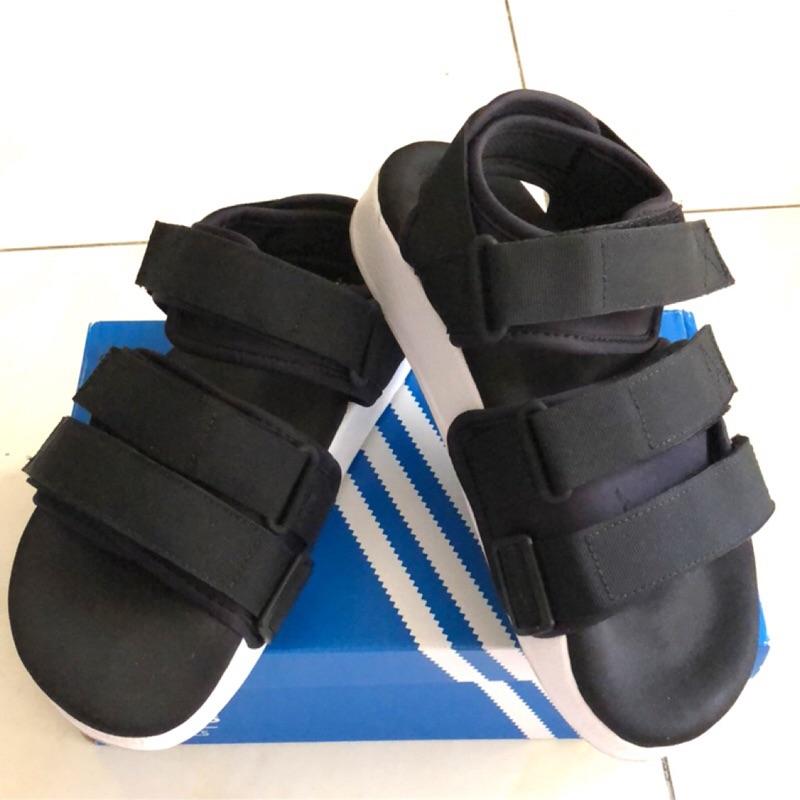 Adidas繃帶涼鞋