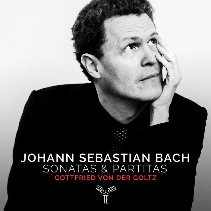 巴哈 無伴奏小提琴奏鳴曲與組曲 戈爾茲 Goltz Bach: Sonatas & Partitas AP176