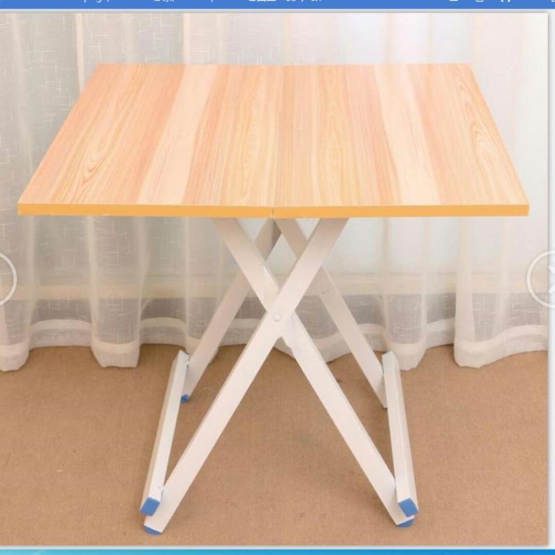 【貝安居生活館】折疊桌小四方桌子折疊簡易正方形4餐桌家用2宿舍飯桌便攜擺攤戶外