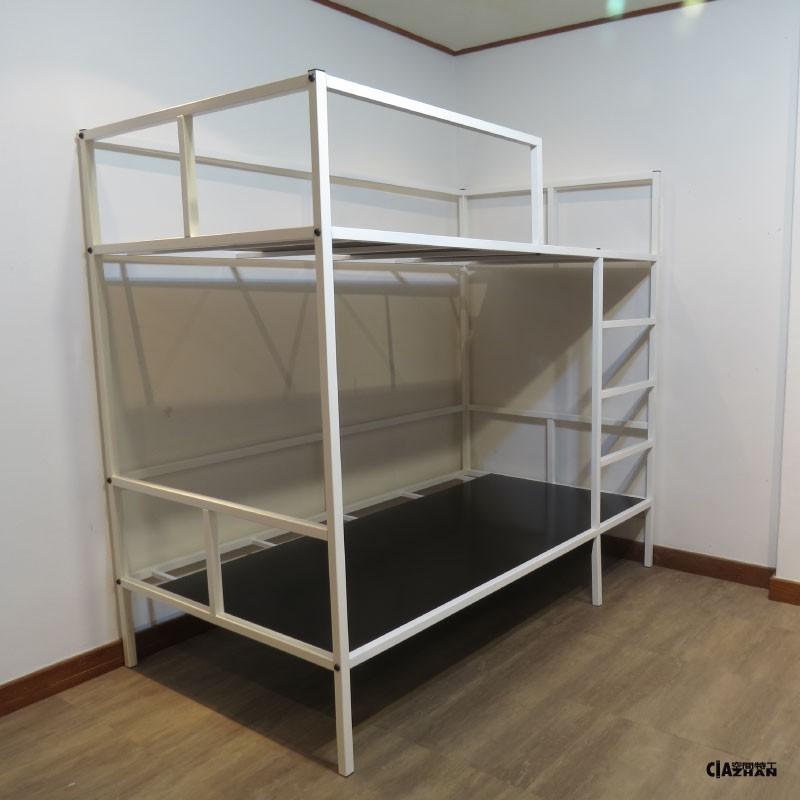雙層床 上下舖 | 空間特工-單人加大床 3.5尺 30mm方管 樓梯 上下舖 上下床 床底 床組 O3C609