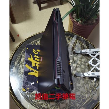 【超值二手筆電】微星GL63 8re i7-8750H+8GB+128GB+1TB+GTX1060-6GB