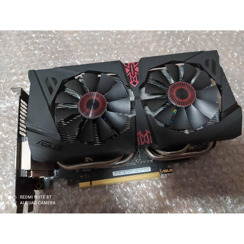 ★保固2023.03★華碩 ASUS GeForce GTX 1060 6G STRIX GAMIN 顯示卡 A551