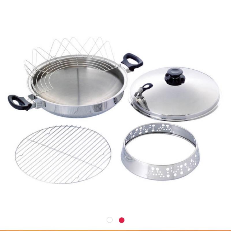 安麗中式炒鍋 原味鍋(小的)