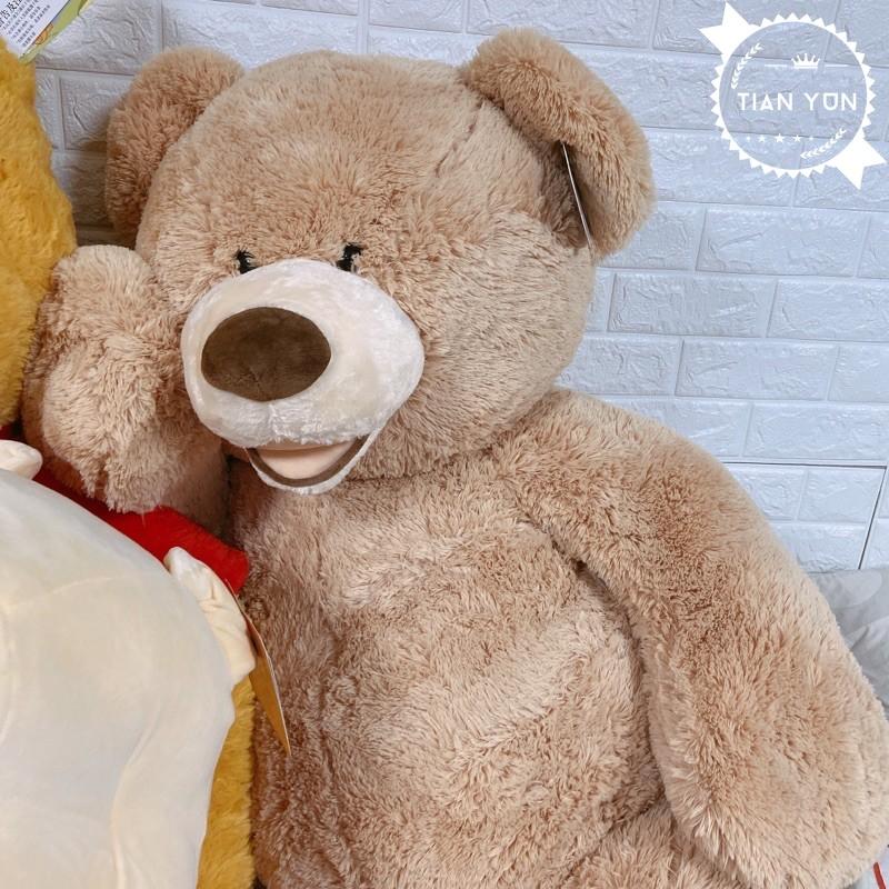 現貨 快速出貨 好市多 大熊熊 娃娃 53吋 小熊 泰迪 聖誕禮物 聖誕節 禮物 生日 送禮 告白 交換禮物 【天允】
