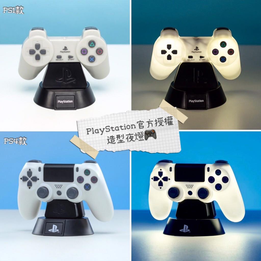 ✿Mini Monster日本代購✿[現貨]PlayStation 造型夜燈 Paladone PS 搖桿 把手 PS4