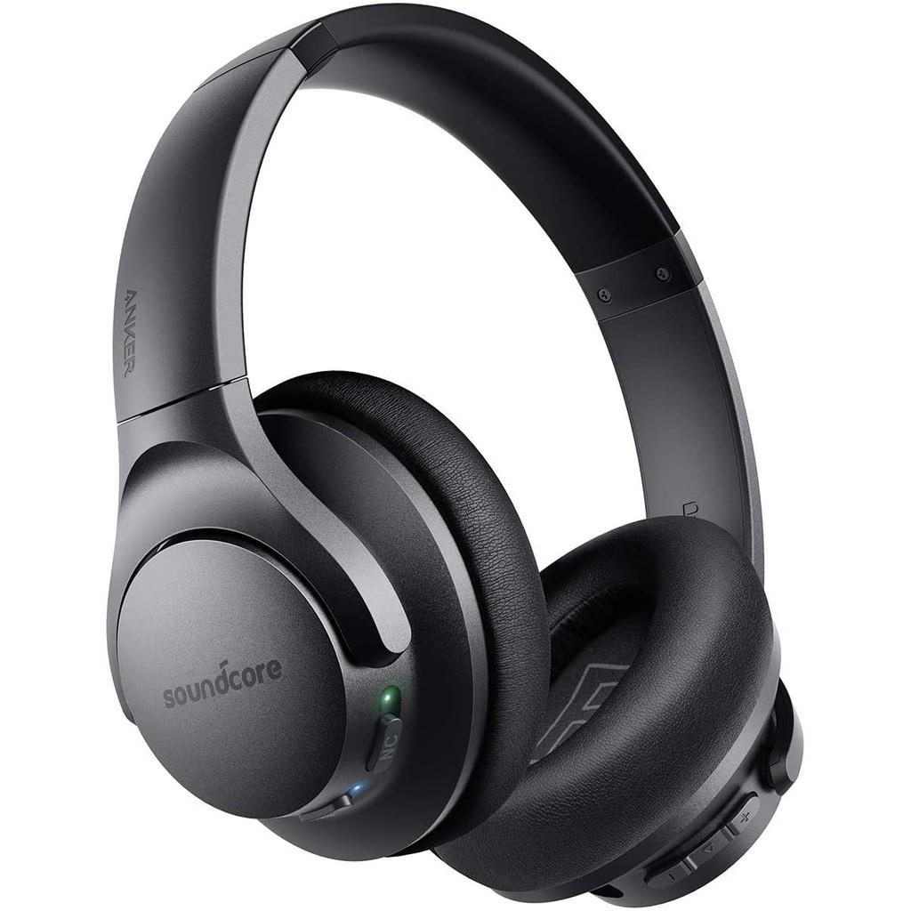 [店保一年] Anker Soundcore Life Q20 主動式降噪耳機 40小時續航 重低音加強