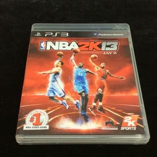 {胖}Ps3遊戲-【英】NBA 2K13盒書完整/ / 賣編653 桃園市