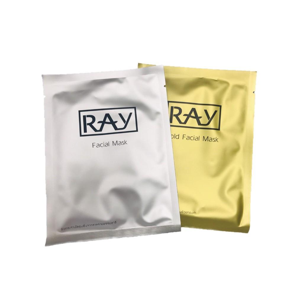 妝蕾 RAY 蠶絲保濕面膜 35ml 單片 泰國正品