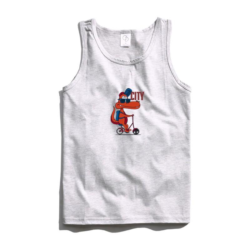 ONE DAY 台灣製 162C95 素背心 寬鬆衣服 短袖衣服 衣服 T恤 短T 素T 寬鬆短袖 背心 透氣背心