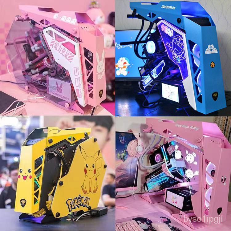98兔子 骨伽征服者i5 i7 i9 RTX3070 3080 3090遊戲定製電腦主機
