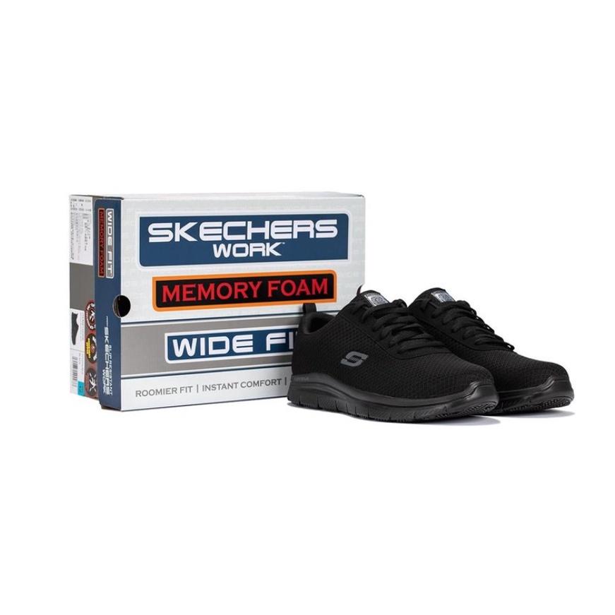 <<阿樂拍賣>>Skechers 男輕量工作防滑鞋