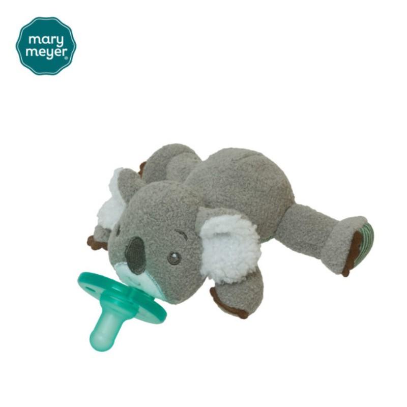 美國MaryMeyer 玩偶安撫奶嘴-趴趴無尾熊