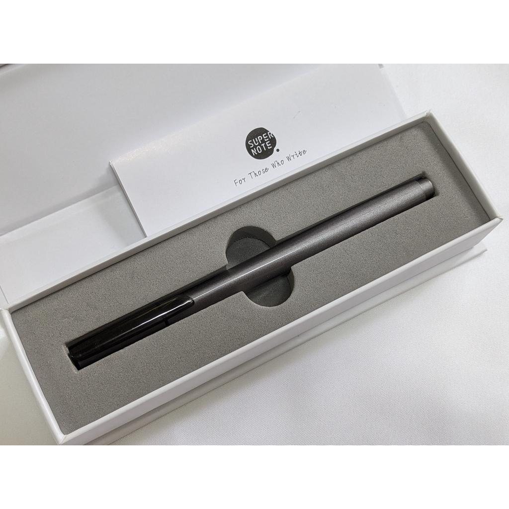 [二手] Supernote 電磁手寫筆 標準款灰色 陶瓷筆尖 WACOM EMR 技術專用