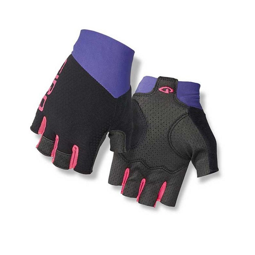 GIRO ZERO CS手套 紫/亮粉紅 L號