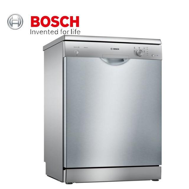 BOSCH 博世家電 獨立式洗碗機 SMS25AI00X (12人份)
