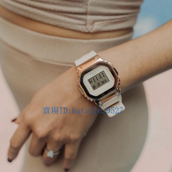 美國直郵 G-Shock Casio GM-S5600 女款 手錶 錶 卡西歐 G Shock gShock 5600
