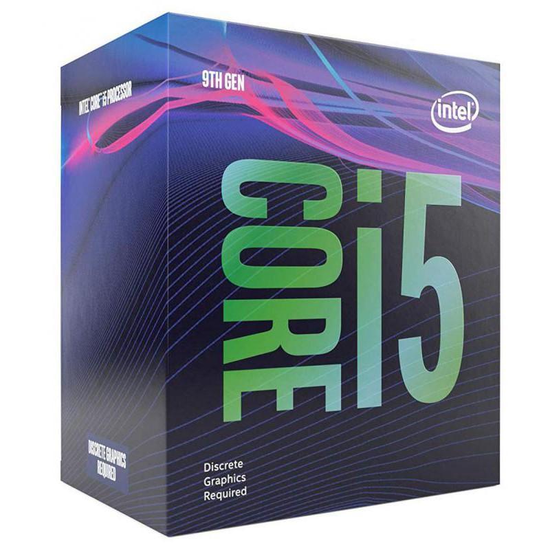 INTEL 英特爾 i5-9400F 6核/6緒 CPU 中央處理器 1151(無內顯)