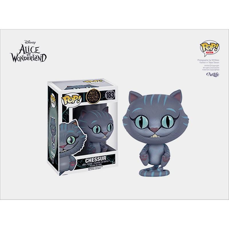 Artlife ㊁ FUNKO POP Disney ALICE MOVIE Chesur CAT 愛麗絲 妙妙貓