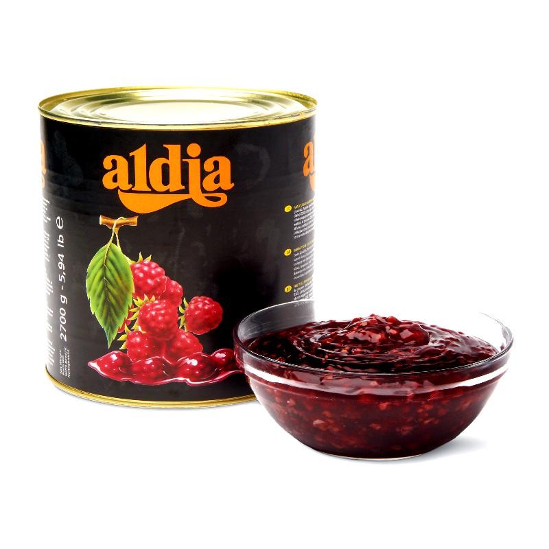 【德麥食品】 比利時 aldia愛迪達 覆盆子餡/2.7kg