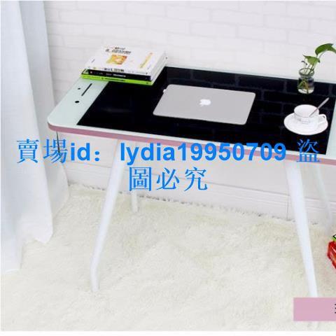 蘋果手機創意造型桌子電腦桌兒童學習寫字桌子戶型簡易桌