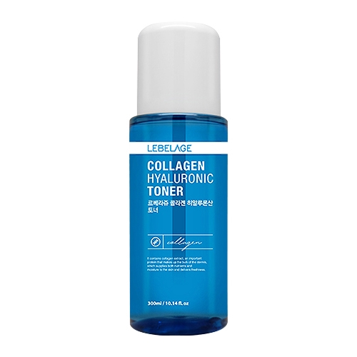韓國 LEBELAGE 透明質酸保濕化妝水(300ml)【小三美日】D721055
