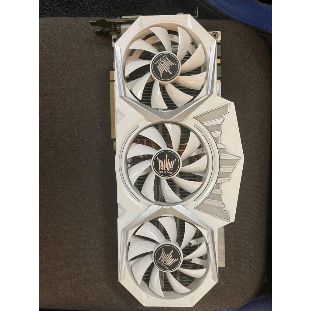 GALAX GeForce® GTX 1080 Ti HOF Limited Edition