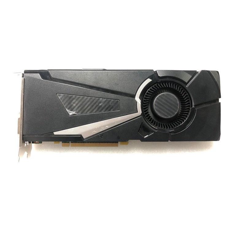 戴爾GTX1080 RTX2070 2080 8G公版台式遊戲顯卡3070 2080TI