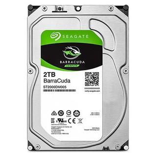 Seagate 2t 4t 6t 8t HDD 硬碟 BarraCuda 3.5吋 內接 硬碟外接盒