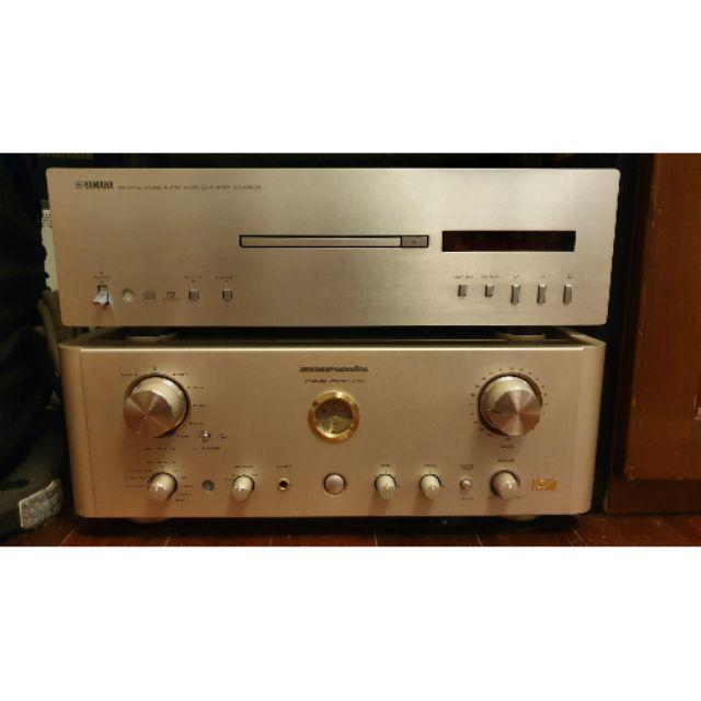 Yamaha CD-S2000 CD SACD 播放器