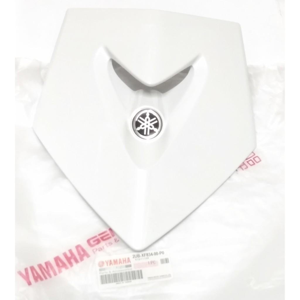 YAMAHA 山葉 原廠 勁戰 四代 125 (亮白)  盾牌 前盾牌 大盾牌 大盾 車殼 外殼 面板