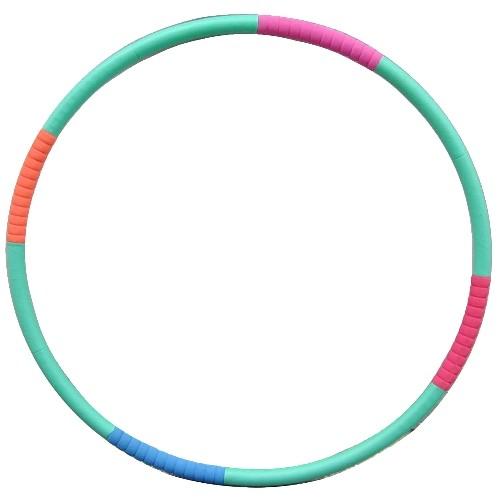 台灣製造 重量級1.5公斤勻體呼拉圈P027-270韻律健美環泡棉呼拉圈韻律體操圈美體健身環按摩健身環運動健身運動