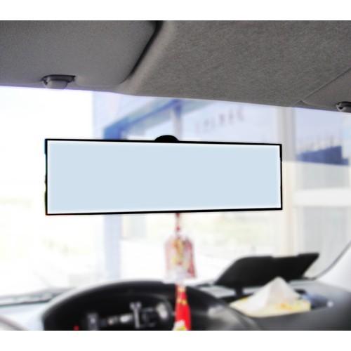 圓夢工廠 Ford Focus Fiesta Mondeo Imax 車用廣角車內鏡 照後鏡後照鏡 經典質感黑 尺寸任選