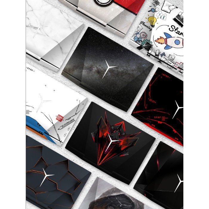 大賣~#聯想Y7000貼紙拯救者r720貼膜y7000p膜筆記本電腦y520保護膜