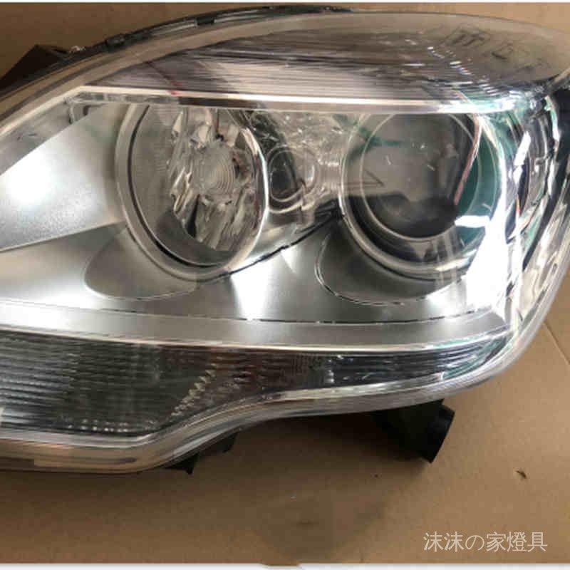 #拆車件 適用於奔馳R級251前車燈R300 R350 R400 R500大燈總成拆車件原裝