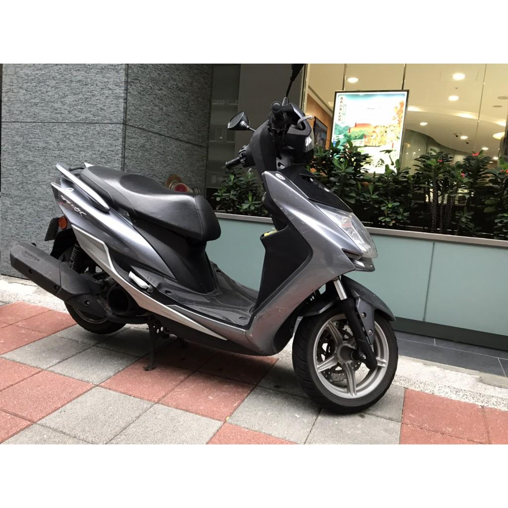 二手車 三葉機車 Yamaha 黑色勁戰