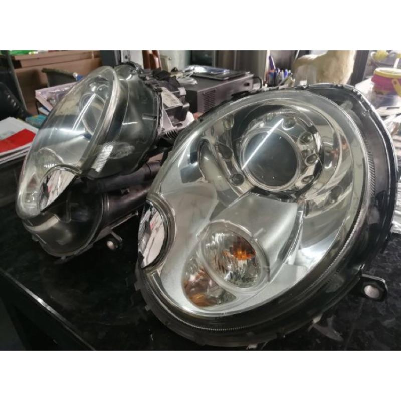 Mini Cooper R56、R57、R58、R59總代理德製原廠大燈