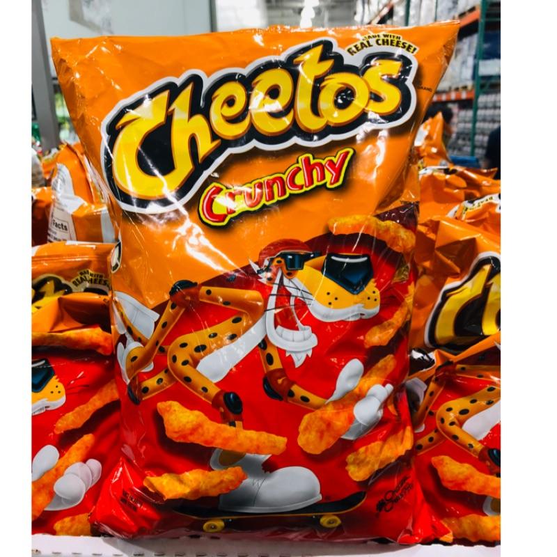 COSTCO 好市多 Cheetos 奇多 起司玉米脆棒 超大包 起司口味 起司餅乾