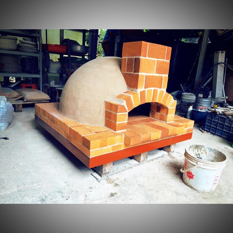 窯爐 客製化 商用 自用 庭園樂趣 窯烤披薩 窯烤麵包 烤肉 烤蕃薯 歡迎詢問