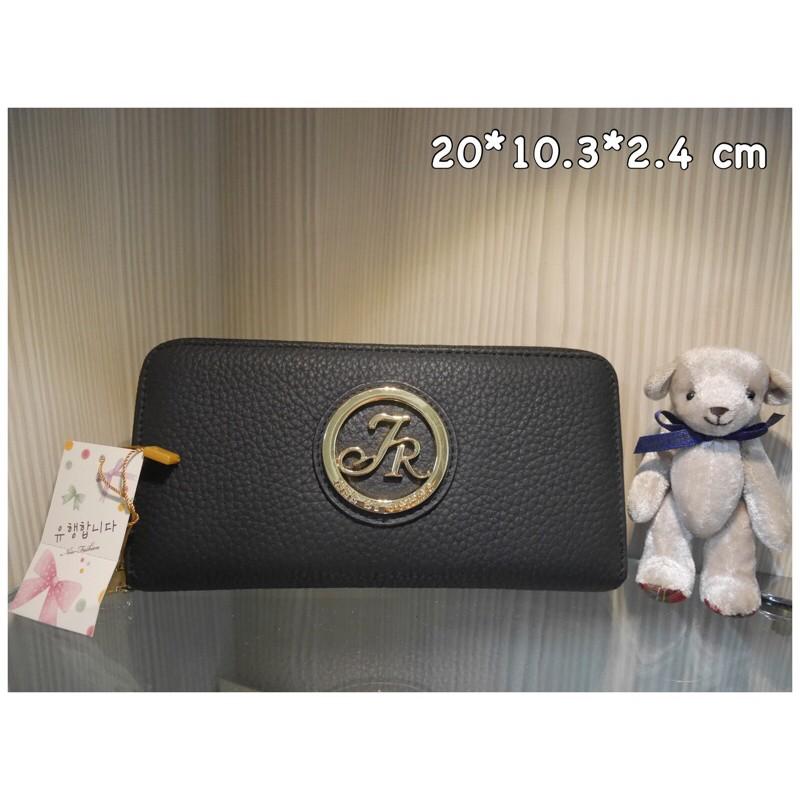 韓國Jcrisc 皮夾[現貨]♦️荔枝皮紋設計♦️流行長夾