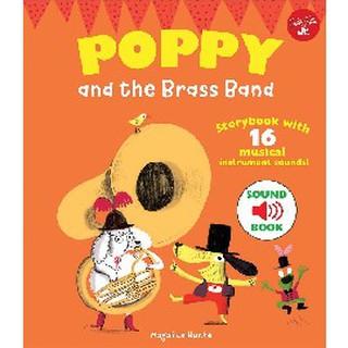 Poppy and the Brass Band  (16種樂器有聲書) 臺北市