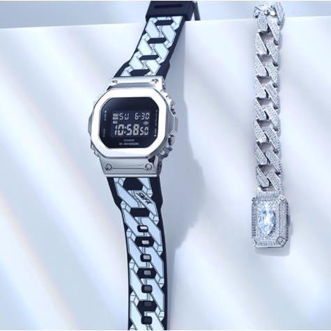 【小咪手錶專賣】Gm-S5600 串行 4 色 GM-S5600PG-1 / GM-S5600PG-4 / G NT14