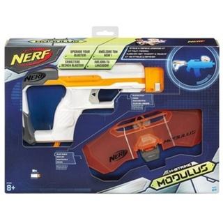 (台灣發貨)孩之寶 NERF 自由模組系列 攻擊防衛套件 升級套件 配件 槍托 軟彈槍 安全子彈 泡棉子彈 HB153 新北市