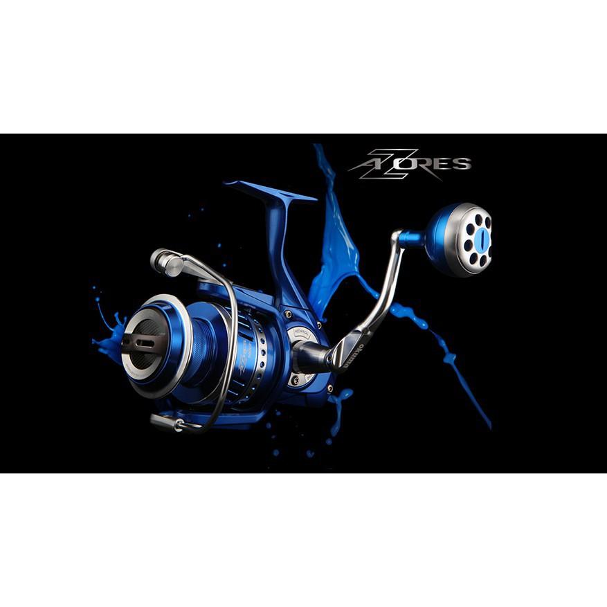 【潮浪釣具】OKUMA 阿諾龍膽鐵板 捲線器新版