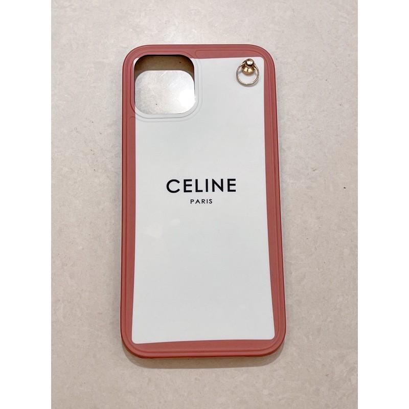 IPhone 12 Pro max 手機殼 保護殼 CELINE手機殼 軟殼
