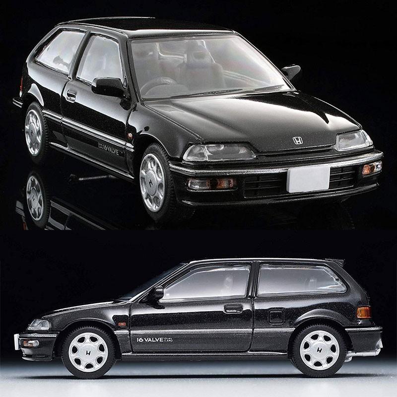 【shu】日本TOMYTEC仿真車模型 TLV本田思域HONDA CIVIC 25XT LV-N207a