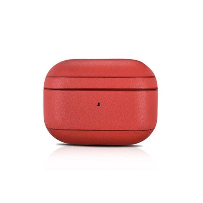 ICARER Apple AirPods Pro 納帕紋真皮保護套  藍芽耳機保護套 保護套 耳機真皮保護